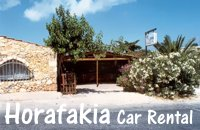 Horafakia Car Rental