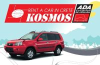 KosmosRentCar - Car Rental in Crete
