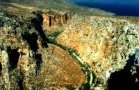Zakros Gorge of Dead
