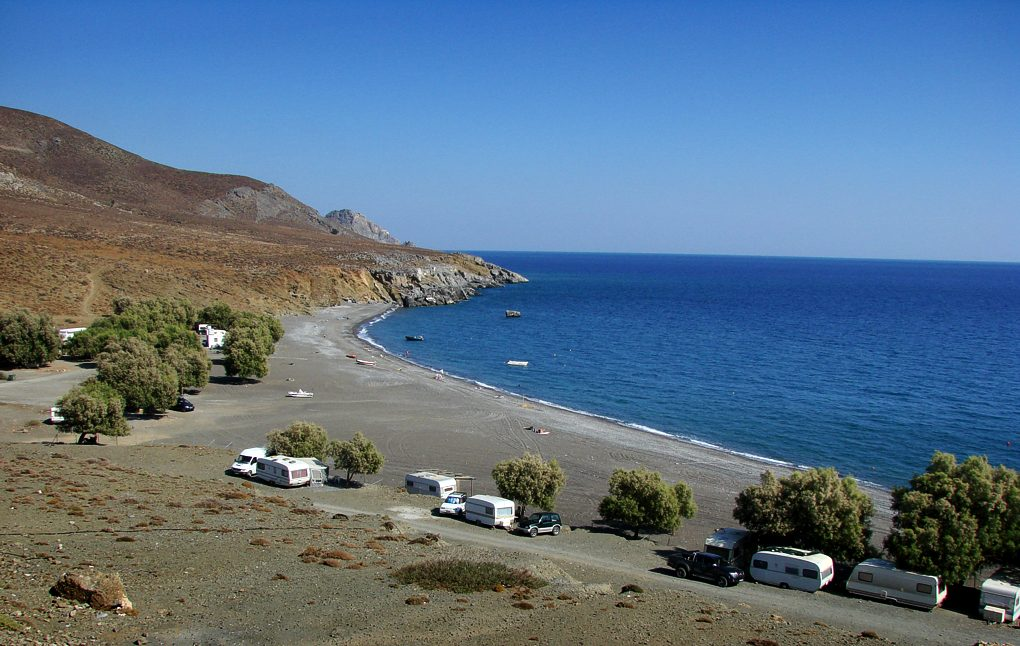 trafoulas beach crete
